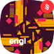 Engi - Abstract Tech Backgrounds - GraphicRiver Item for Sale
