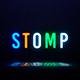 Neon Stomp - Typographic - VideoHive Item for Sale