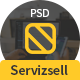 Servizsell - Service Finder and Vendors Directory Template - ThemeForest Item for Sale