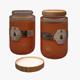 Honey Jar (Pehlivan) - 3DOcean Item for Sale