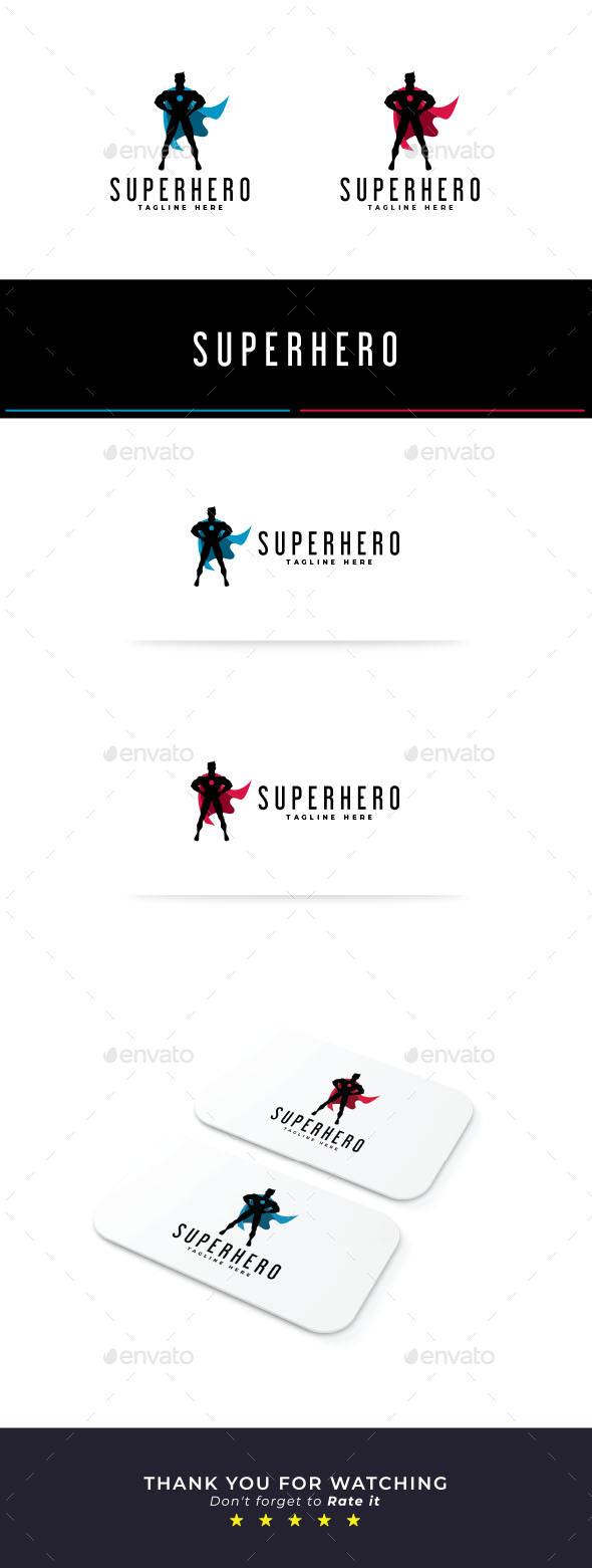 Hero / Super Hero Logo