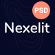 Nexelit - It Solution & Startup Business PSD Template - ThemeForest Item for Sale