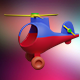 Helicopter 3D  Toy - 3DOcean Item for Sale