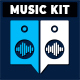 Modern Future Bass Style Music Kit - AudioJungle Item for Sale