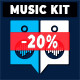 Orchestral Dramatic Epic Trailer Music Kit
