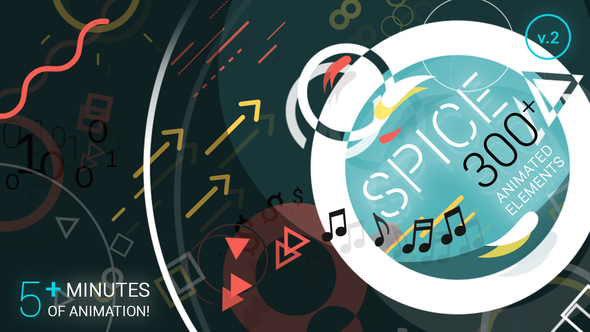 Videohive | SPICE - 300+ Animated Elements Free Download free download Videohive | SPICE - 300+ Animated Elements Free Download nulled Videohive | SPICE - 300+ Animated Elements Free Download