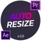 Auto Resizing Titles - VideoHive Item for Sale