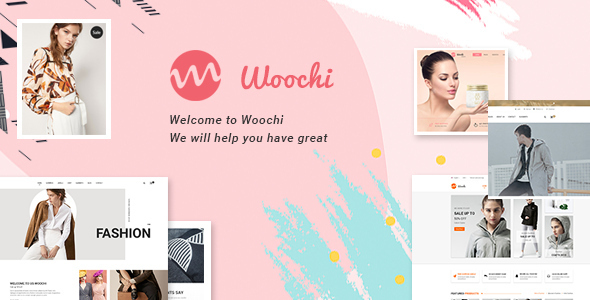 Woochi | Modern Fashion WooCommerce WordPress Theme