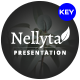 Nellyta Natural Keynote Template - GraphicRiver Item for Sale