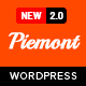 Piemont - Premium Travel & Lifestyle Responsive WordPress Blog Theme - ThemeForest Item for Sale