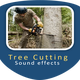 Tree Cutting Machine Sound