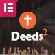 Deeds2 - Religion and Church WordPress Theme 2021 - ThemeForest Item for Sale