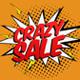 Comic Book Sale Cartoon - VideoHive Item for Sale