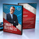 Corporate Business DVD Cover V2 - GraphicRiver Item for Sale