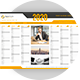 Calendar 2020 - GraphicRiver Item for Sale