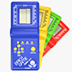 Brick game - 9999 in 1 - 3DOcean Item for Sale