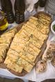 Soparnik, dalmatian specialty from Croatia. - PhotoDune Item for Sale