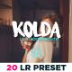 Kolda Film Portrait Lightroom Presets - GraphicRiver Item for Sale