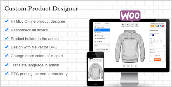 Codecanyon | WooCommerce Custom Product Designer Free Download #1 free download Codecanyon | WooCommerce Custom Product Designer Free Download #1 nulled Codecanyon | WooCommerce Custom Product Designer Free Download #1