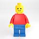 LEGO standard minifigure - 3DOcean Item for Sale