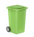 Green trash bin - PhotoDune Item for Sale