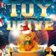 Toy Drive Event Flyer - GraphicRiver Item for Sale