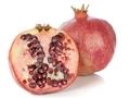 Pomegranate Fruit on a White Background - PhotoDune Item for Sale