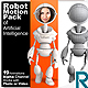 Robot Motion Pack of Artificial Intelligence - VideoHive Item for Sale