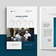 Annual Report A4 Template 28 Pages - GraphicRiver Item for Sale