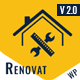 Renovation Construction - ThemeForest Item for Sale