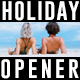 Holiday Opener - VideoHive Item for Sale