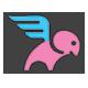 Flying Elephant Logo - GraphicRiver Item for Sale