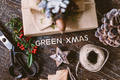 Green Christmas - PhotoDune Item for Sale