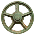 Very old wooden wheel - PhotoDune Item for Sale