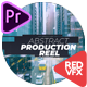 Abstract Production Reel for - Premiere Pro - VideoHive Item for Sale