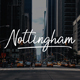 Nottingham - Handwritten Fonts - GraphicRiver Item for Sale