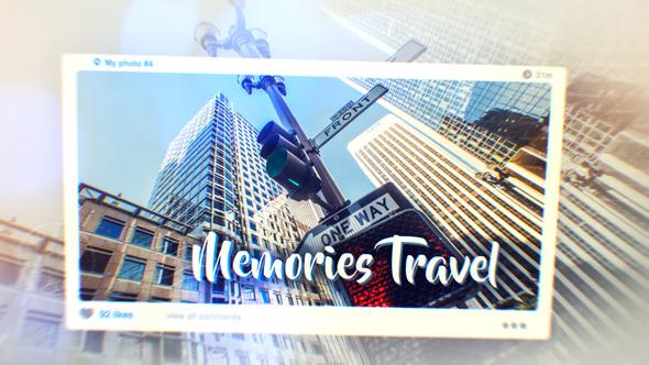 Memories Travel Promo