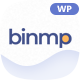 Binmp - App Landing WordPress Theme - ThemeForest Item for Sale