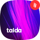 Taida - Abstract Flow of Waves Backgrounds - GraphicRiver Item for Sale