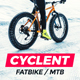 Cyclent – Mountain Bike Event Template - ThemeForest Item for Sale