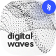 Digital Wave Particles Photoshop Brushes - GraphicRiver Item for Sale