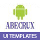 Abecrux - Native Android Ecommerce UI Template - CodeCanyon Item for Sale