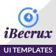 iBecrux - Ionic 4 Ecommerce UI Template - CodeCanyon Item for Sale