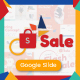 Sale Google Slide Template - GraphicRiver Item for Sale