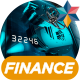 Dynamic Finance Opener - VideoHive Item for Sale