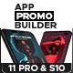App Promo Builder for Element 3D - VideoHive Item for Sale