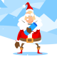Christmas Logo Opener 8 - rat - VideoHive Item for Sale