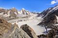 Glacier des Rognons. Mont Blanc, France - PhotoDune Item for Sale