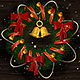 Christmas Wreath Card - VideoHive Item for Sale