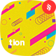 Tion - Abstract Motion Geometric Shapes Backgrounds - GraphicRiver Item for Sale